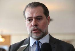 POR QUE AGORA? Ministro Dias Toffoli só viu urgência em suspensão de processos ao analisar caso Flávio