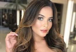 Geisy Arruda deixa seu público babando com com lingerie para lá de sexy
