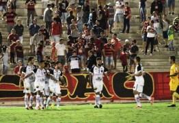 Botafogo-PB vence clássico e mantém 100% de aproveitamento