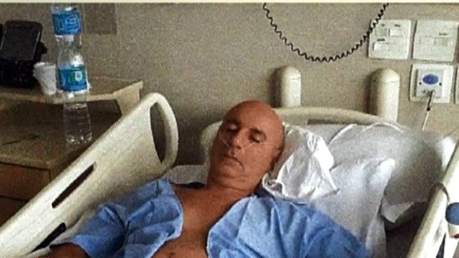 1547001508083 - VEJA VÍDEO: Queiroz e família dançam em hospital após faltarem a depoimento