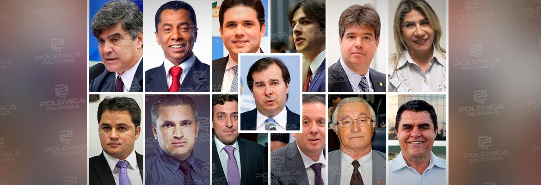1d92f59d eadd 4e9e bdde 769e1dfa59de - ELEIÇÃO PARA A CÂMARA FEDERAL: 9 deputados poderão seguir partidos e fechar com Rodrigo Maia; 3 não declararam apoio formal