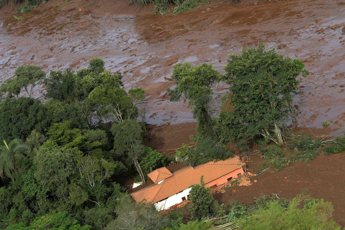 2019 01 25t220138z 1325962481 rc1962b344a0 rtrmadp 3 brazil vale sa disaster - Ministério considera aplicar sanções contra a Vale