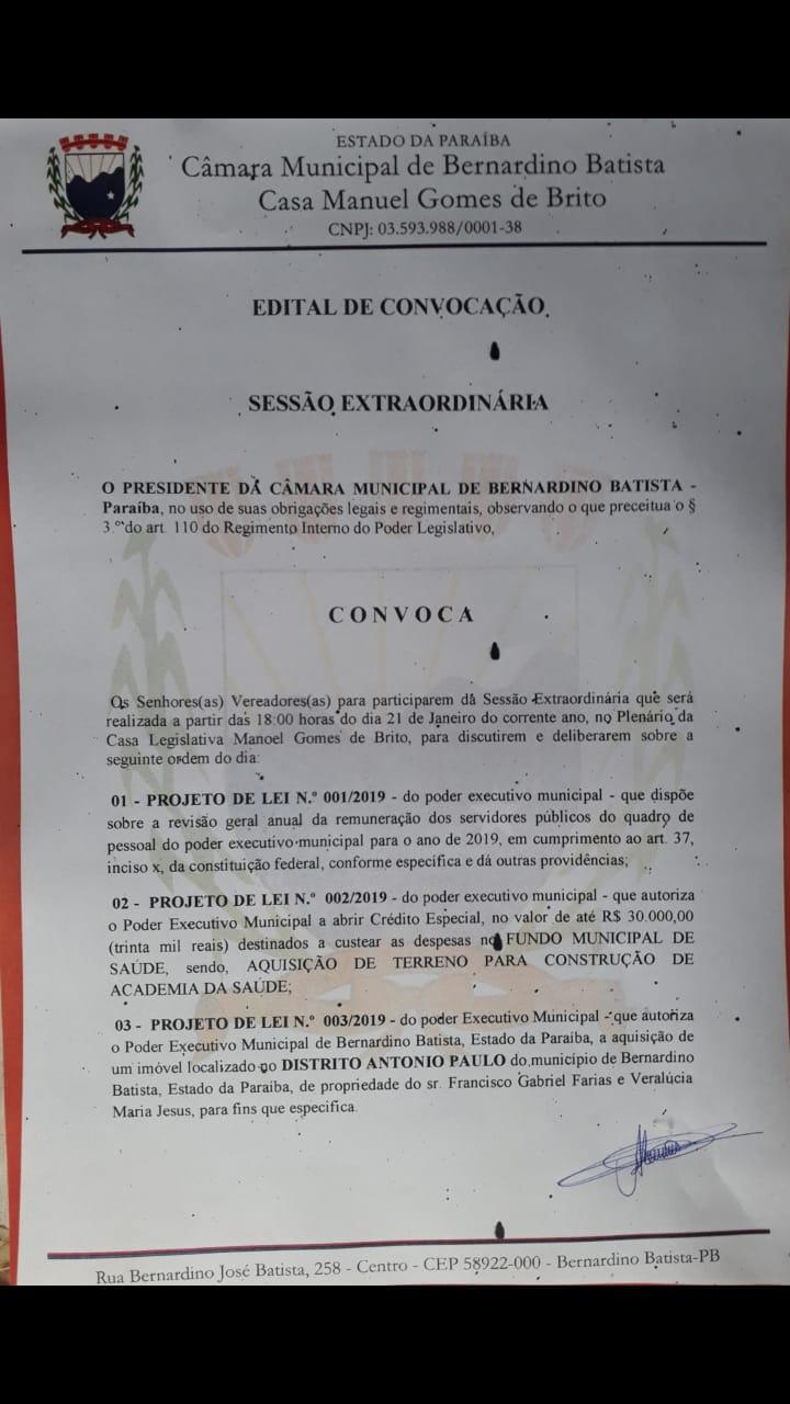 22012019083154 lei - Prefeito Gervásio Gomes deve pagar acima do mínimo nacional e 14º salário aos professores