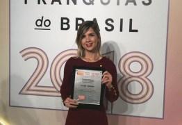 Rede de franquias paraibana é eleita pela ABF como a maior do Nordeste e a segunda do Brasil