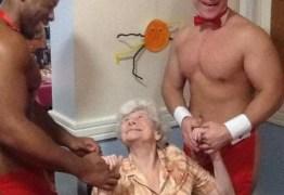 Asilo contrata gogo boys para animar a rotina das idosas