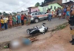 Dois homens são executados a tiros em via pública em bairro de João Pessoa