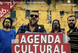 AGENDA CULTURAL – Diversos eventos animam o fim de semana na capital