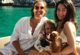 Paola Carosella e Ana Paula Padrão passam férias juntas: 'Montão de amor'