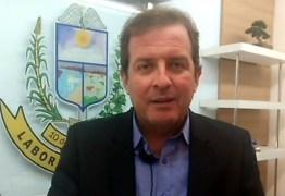 """VEJA VÍDEO: Fábio Tyrone, prefeito de Sousa se envolve em mais uma """"briga"""""""