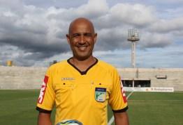 Definida arbitragem para Botafogo e Atlético-PB no Almeidão