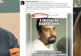 Juíza incita assassinato de Boulos após liberação de armas