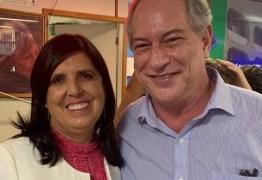Lígia Feliciano participa de encontro nacional e anuncia projeto PDT Digital na Paraíba