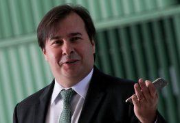 Desistência de líder do PP abre caminho para reeleição de Maia na Câmara
