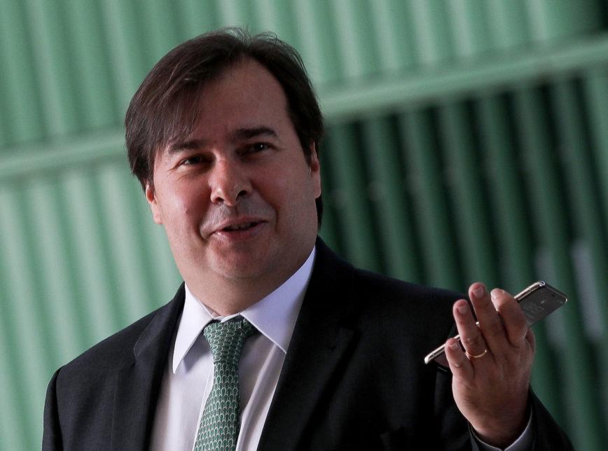 RodrigoMaia 2 3 868x644 - Desistência de líder do PP abre caminho para reeleição de Maia na Câmara