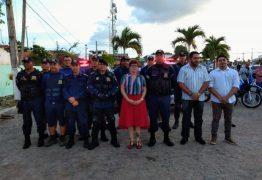 Prefeitura do Conde entrega novos veículos e equipamentos para Guarda Civil do município