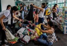 MBL arrecada 70 toneladas de alimentos para vítimas de Brumadinho