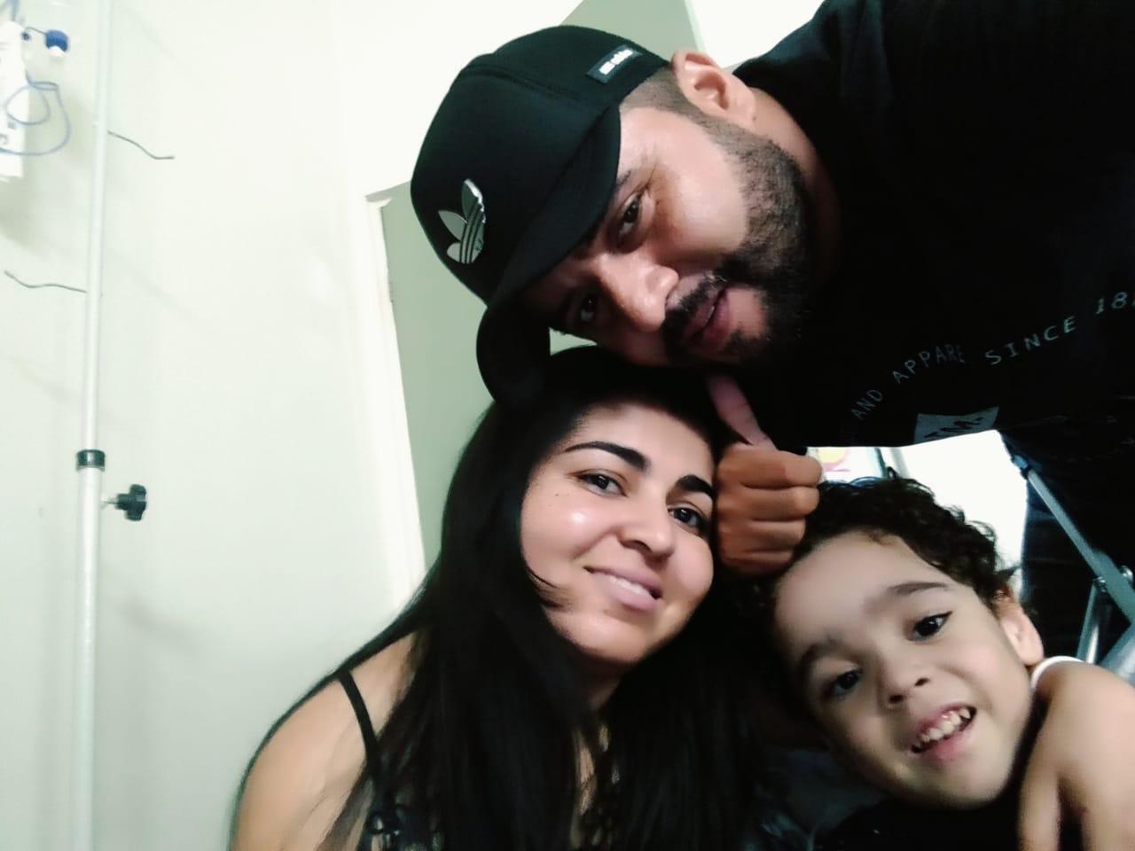 WhatsApp Image 2018 12 23 at 17.13.23 - LUTA PELA VIDA: família de Alagoa Grande pede ajuda para comprar equipamento para criança com doença rara