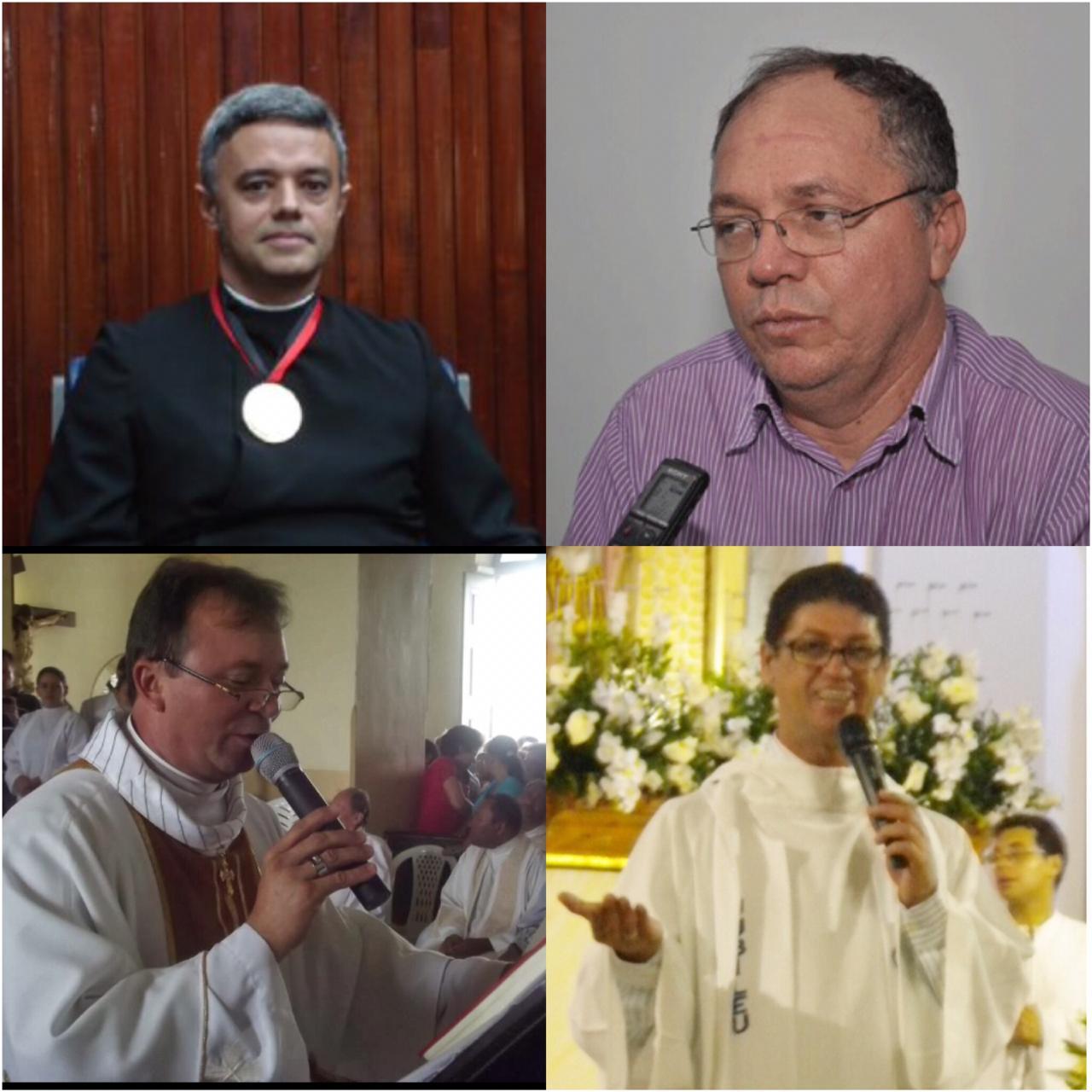 WhatsApp Image 2019 01 20 at 23.20.55 - R$ 12 MILHÕES DE INDENIZAÇÃO: Dom Aldo e quatro padres são acusados de exploração sexual de adolescentes; Veja vídeo