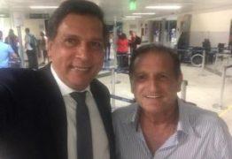 SEGUNDO BIÊNIO: Ricardo Barbosa sai do páreo e decide apoiar Hervázio em eleição da ALPB
