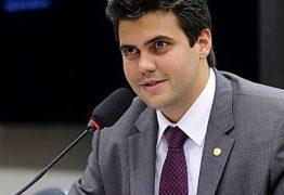 Wilson Filho vive a expectativa de trocar de mandato parlamentar