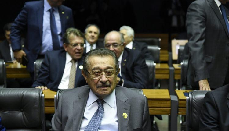 ZÉ - VEJA VÍDEO: senador Zé Maranhão assume liderança do MDB e vai conduzir escolha do partido para Presidência do Senado