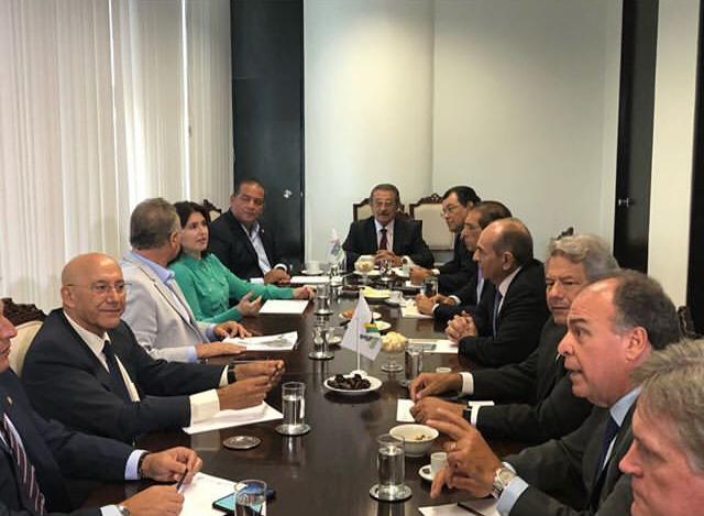 Zé - Em reunião comandada por Maranhão, MDB indica Renan Calheiros como candidato à Presidência do Senado