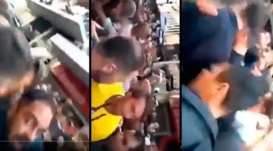 POLÊMICA: Vídeo mostra suposto diálogo entre segurança de Bolsonaro e Adélio antes da facada: