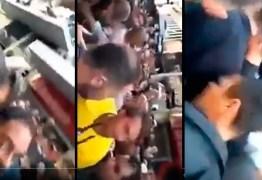 """POLÊMICA: Vídeo mostra suposto diálogo entre segurança de Bolsonaro e Adélio antes da facada: """"agora não dá"""""""