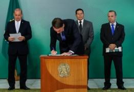Em Medida Provisória, Bolsonaro acaba com auxílio-reclusão para presos do semiaberto e faz restrição para casos de regime fechado