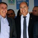 bolsonaro witzel - Wilson Witzel afirma que perseguição de Bolsonaro a governadores fez pandemia avançar no Brasil