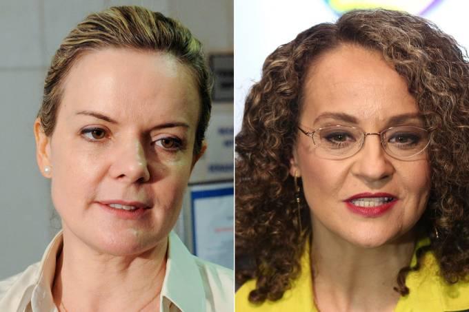 brasil politica gleisi hoffmann luciana genro - Luciana Genro alfineta Gleisi por apoio a Maduro: 'Esquerda mofada'