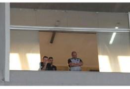Investigado pela Operação Cartola, Breno Morais ignora decisão judicial e teria sido visto no Almeidão