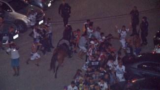 campinense x botafogo 300x169 - CONFUSÃO: Torcedores entram em confronto em partida entre Campinense e Botafogo-PB