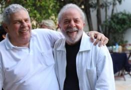 Defesa deve entrar com pedido para que Lula vá à missa de sétimo dia do irmão