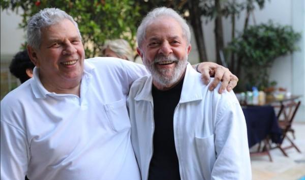 captura de tela 2019 01 29 as 20 42 08 600x354 - Defesa deve entrar com pedido para que Lula vá à missa de sétimo dia do irmão