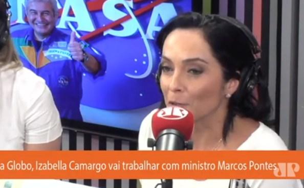 capture 20190122 112246 300x186 - Jornalista relata desamparo da Globo após licença médica e anuncia parceria com Bolsonaro