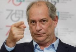 Ciro: Lula não tem nada de inocente, é inconfiável e tenta enganar o povo
