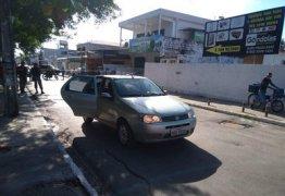 VEJA VÍDEO: Homem morre e duas pessoas ficam feridas após tiroteio em Mangabeira