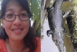 Crocodilo de cinco metros devora cientista que tentava alimentá-lo