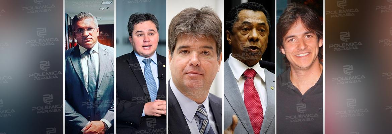 deputados pb - PSL, DEM, PSDB, PDT: deputados paraibanos revelam desafios para a nova legislatura e votos para Presidência da Câmara