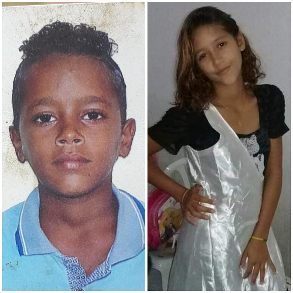 enteados mortos - BRUTALIDADE: após tentativa de estupro, padrasto mata enteados de 13 e 11 anos a facadas