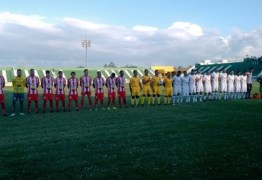 Sousa vence o Esporte de Patos e mantém invencibilidade no Paraibano 2019