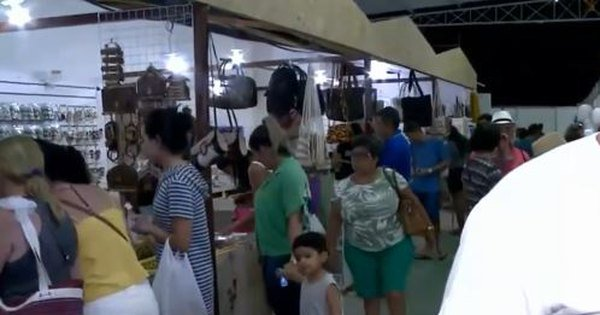 Dois meses após o incêndio, Expofeira em Tambaú retoma atividades