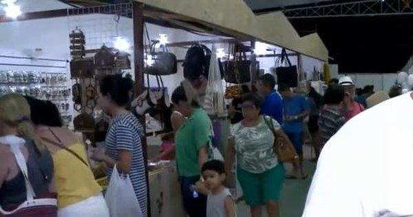 expofeira de tambau - Dois meses após o incêndio, Expofeira em Tambaú retoma atividades