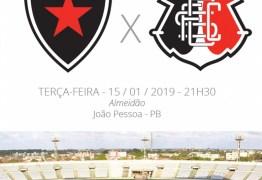 Botafogo-PB x Santa Cruz: tudo o que você precisa saber sobre o jogo da rodada #1