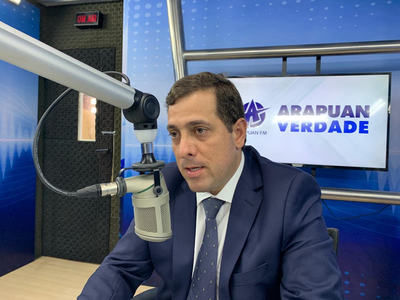 gervásio maia filho deputado federal - Câmara articula CPI e convite para ouvir Sérgio Moro, diz Gervásio