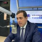 gervásio maia filho deputado federal - Gervásio confirma almoço com Guerra, mas nega filiação ao Cidadania: 'conversamos sobre cenários'