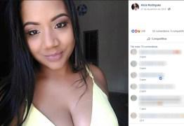 BARBARIDADE: Jovem de 18 anos é morta a pedradas por ex-namorado