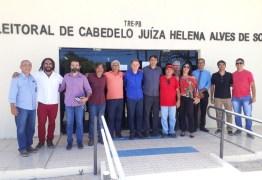 PSOL registra candidatura de Marcos Patrício com presença de lideranças estaduais