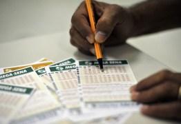 ACUMULOU: Ninguém acerta as seis dezenas e Mega-Sena acumula em R$ 12 milhões